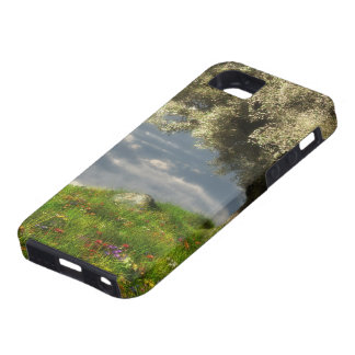 At World's Edge Spring Tough Case (iPhone 5) iPhone 5 Case