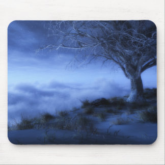 At World's Edge (Winter) Mousepad