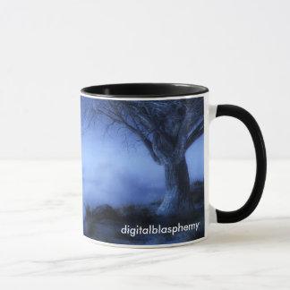 At World's Edge (Winter) Mug