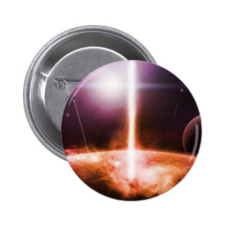 At World's End Pinback Button