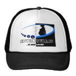 AT YOUR CERVIX - OB / GYN (GYNECOLOGIST HUMOR) TRUCKER HAT