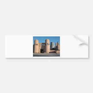 Ata Darvaza Gate Car Bumper Sticker