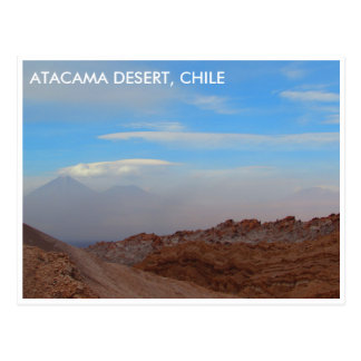 Atacama View Postcard