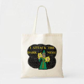 Ataco la oscuridad bolsas
