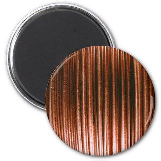Atado con alambre imán redondo 5 cm