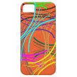 Atado con alambre iPhone 5 Case-Mate cobertura