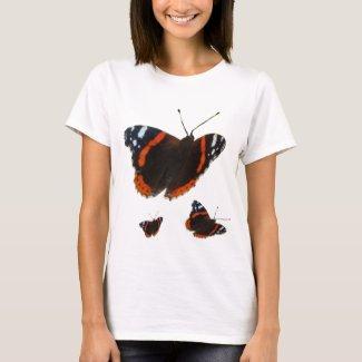 Atalanta Butterfly T-Shirt