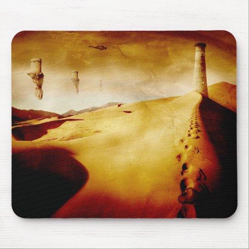 Atalaya 2 del desierto tapete de raton