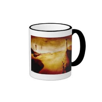 Atalaya 2 del desierto tazas de café