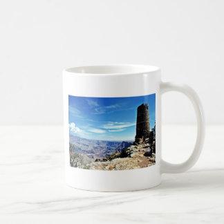 Atalaya de la opinión del desierto - Gran Cañón Tazas De Café