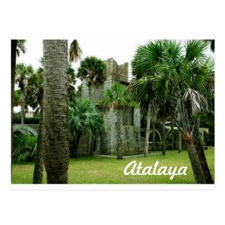 Atalaya Postcard