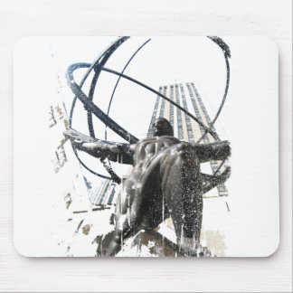 AtalsDestroy Mouse Pad