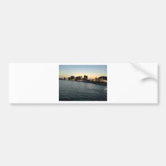 Atantic City Paper Products Bumper Sticker