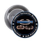 Ataque aéreo aerotransportado del CIB Pin