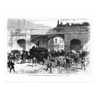 Ataque contra la prisión Van en Manchester Postal