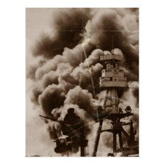 Ataque contra Pearl Harbor Postal