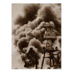 Ataque contra Pearl Harbor Tarjetas Postales