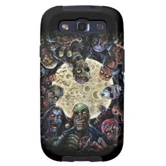 Ataque de la horda del zombi galaxy s3 carcasas