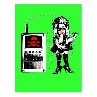 ¡Ataque de los Techno-Bimbos Postal