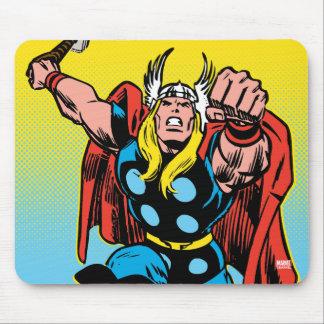 Ataque de perforación del Thor Mouse Pad