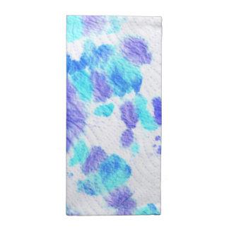 Ataque del arte servilletas imprimidas