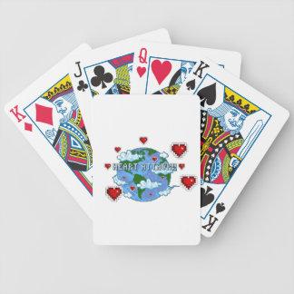 ¡Ataque del corazón Cartas De Juego