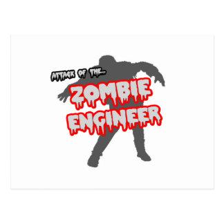 Ataque del ingeniero del zombi postal