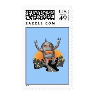 Ataque del robot sello