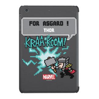 ¡ataque del Thor 8Bit - para Asgard! Carcasa Para iPad Mini