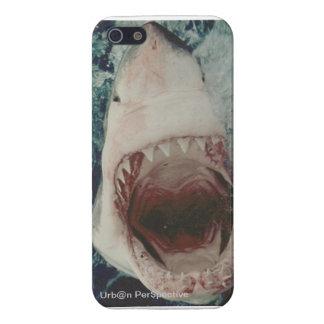 Ataque del tiburón del *Dope del VENDEDOR del *BES iPhone 5 Carcasa