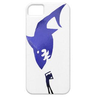 Ataque del tiburón iPhone 5 cárcasa