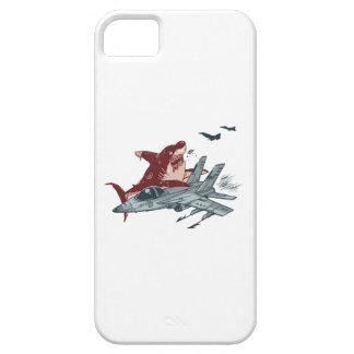 Ataque del tiburón iPhone 5 Case-Mate protectores