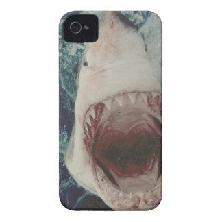Ataque del tiburón Case-Mate iPhone 4 carcasa