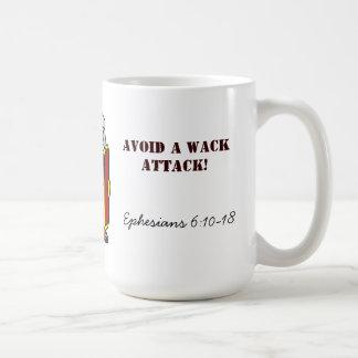 ¡Ataque del Wack! Taza Clásica