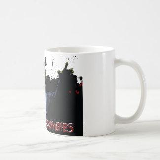 ¡Ataque del zombi! Tazas