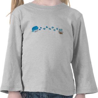 Ataque Disney del escarabajo Camiseta