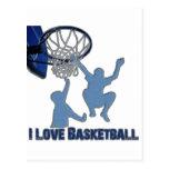 Ataque rápido de ILoveBasketball Postal