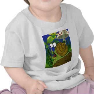 Ataque Snail.jpg Camisetas