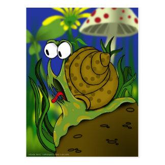 Ataque Snail.jpg Tarjetas Postales