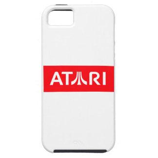 Atari ascendente recto funda para iPhone SE/5/5s