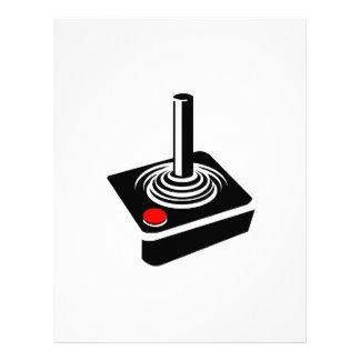 Atari Joystick Letterhead
