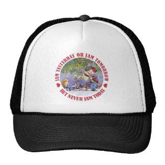 Atasc ayer, atasco mañana pero nunca atasc hoy gorras de camionero