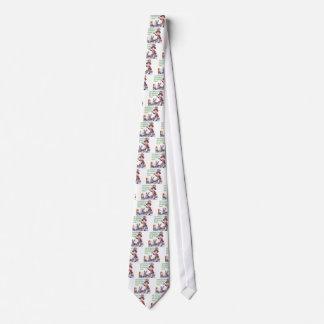 Atasc ayer o atasc mañana, pero nunca atasc hoy corbatas personalizadas