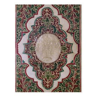 Atascamiento del mosaico, c.1745 postales