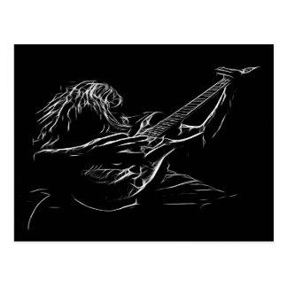 Atasco de la guitarra postal