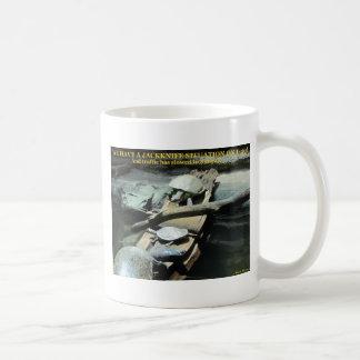 ¡Atasco de la tortuga! Taza De Café