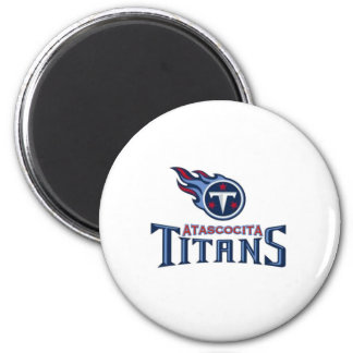 Atascocita Titans Youth Football Magnet