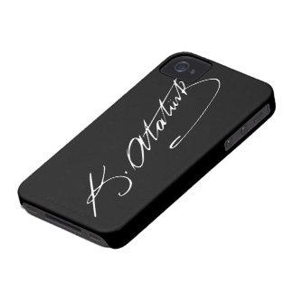 Ataturk Case-Mate iPhone 4 Cases