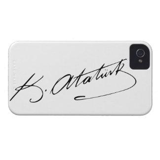 Ataturk Case-Mate iPhone 4 Protectores