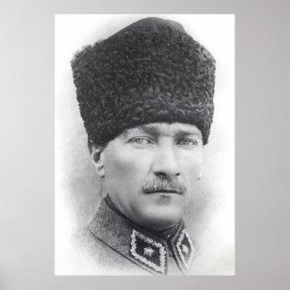 Ataturk Poster